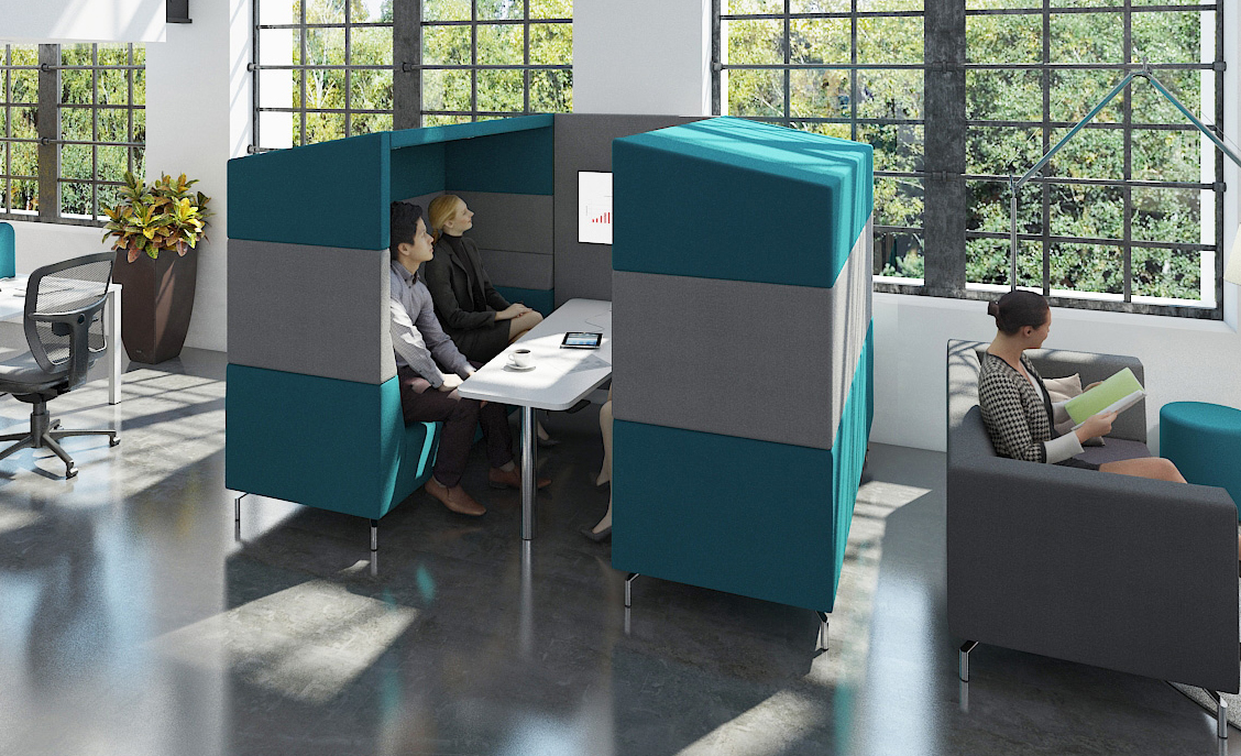 View Meeting & Work Pods category