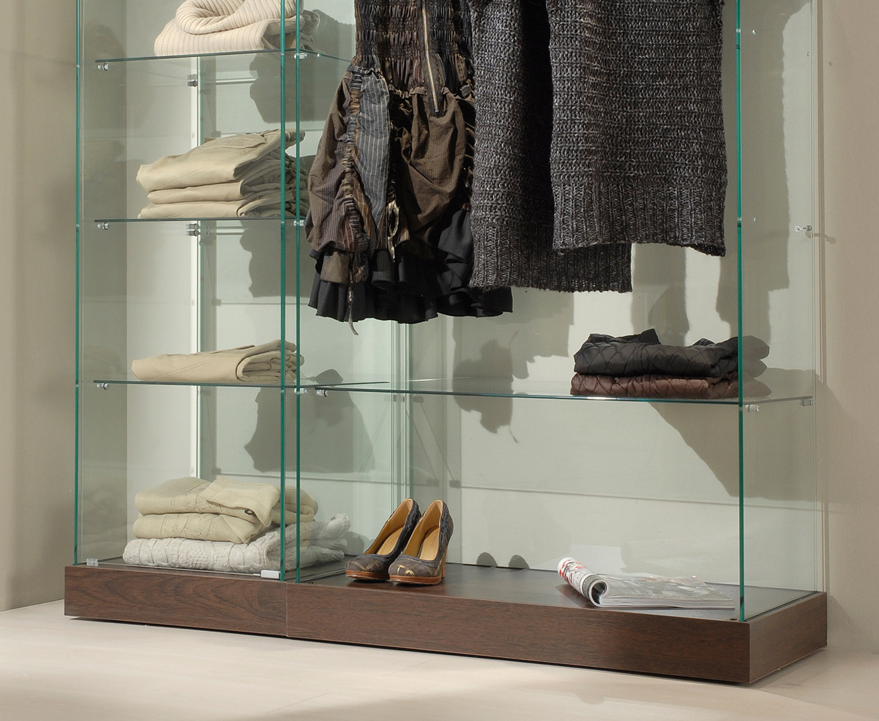 View Floor Standing Display Cabinets category