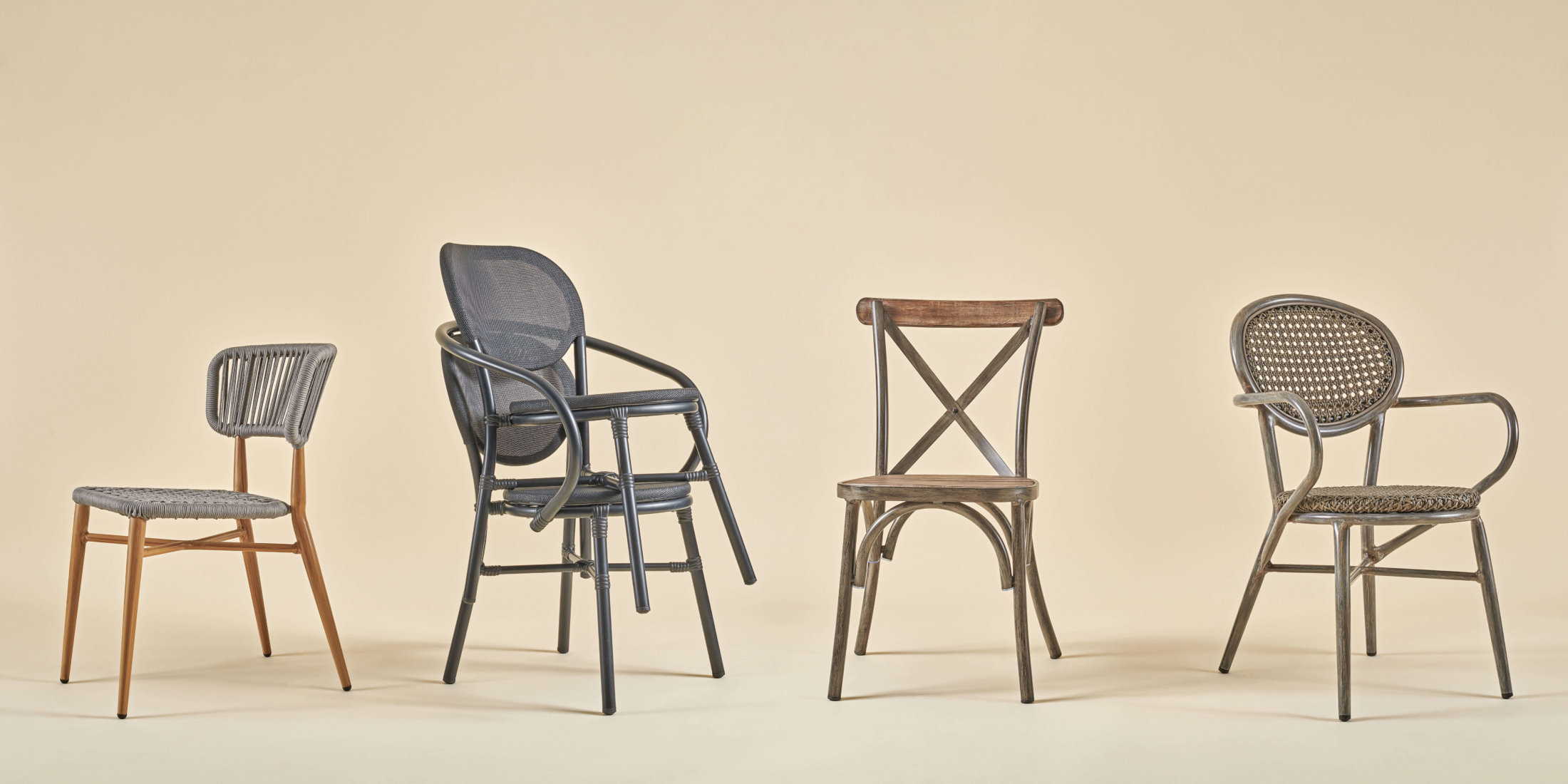 View Outdoor Chairs & Stools category